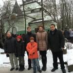 Поездка в Санкт Петербург