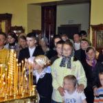 Школьный молебен