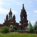 Лития на могиле алтарника храма Сергия Кондюкова