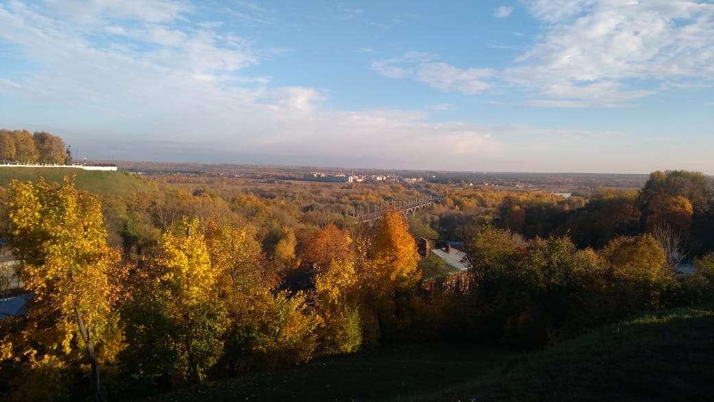 Поездка молодежи храма во Владимир